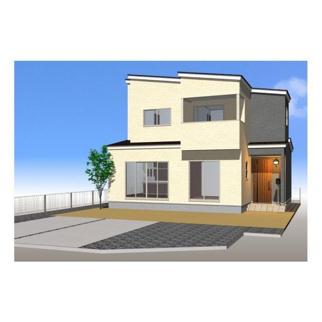 大分市森2445万円_新築建売住宅