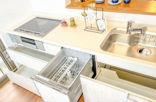 大分市関園中古住宅 未入居物件 食洗器