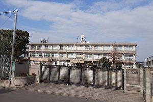 大分市日岡土地周辺環境 日岡小学校