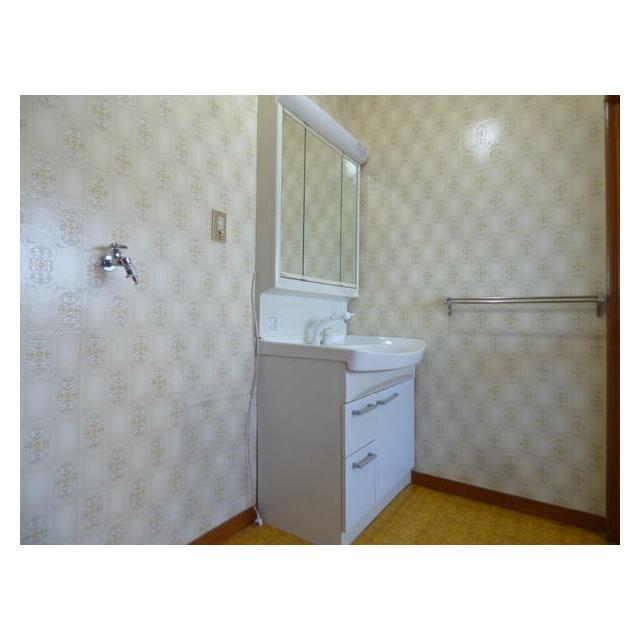 大分市明野北中古住宅 洗面化粧台