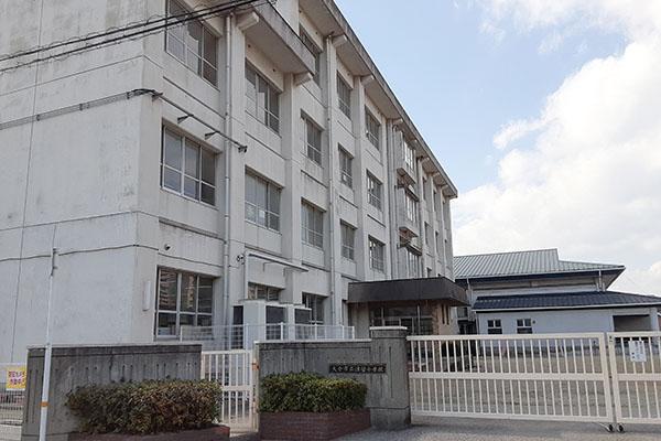 大分市岩田町新築建売住宅 周辺地域 大分市立津留小学校 校舎