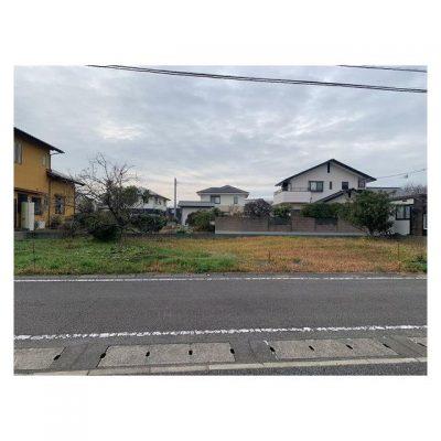 大分市恵比寿町(坂ノ市駅)土地【売地】約85坪 建築条件なし