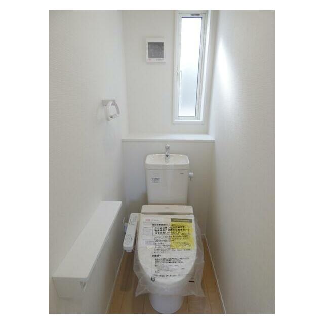 大分市岩田町2丁目新築建売一戸建て トイレ