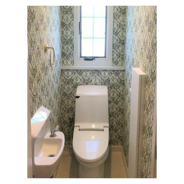 大分市公園通り5丁目中古住宅 トイレ1