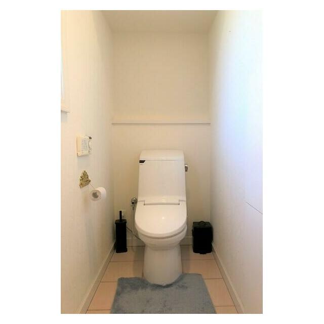 大分市公園通り5丁目中古住宅 トイレ2