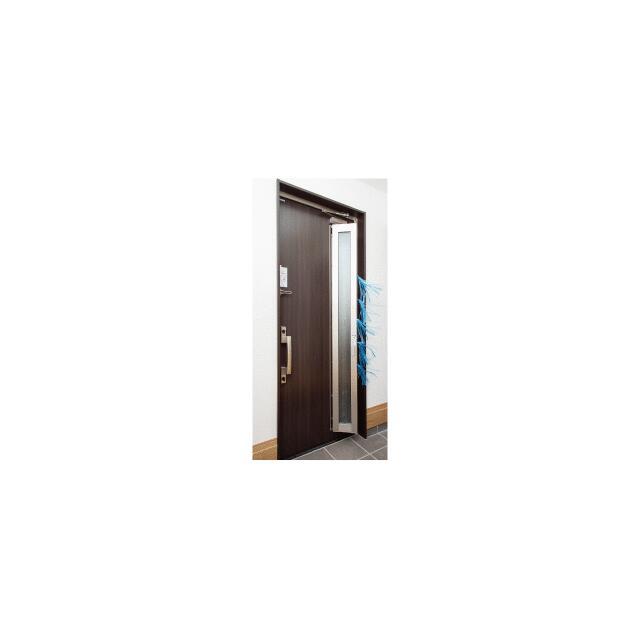 大分市三芳新築一戸建て玄関ドア|大分不動産情報サービス