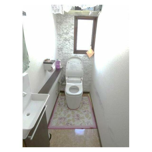 大分市常行中古住宅 トイレ