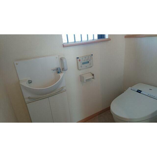 大分市森 中古住宅 トイレ