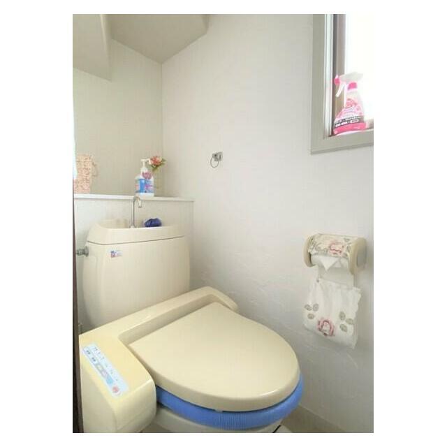 大分市種具中古住宅 トイレ