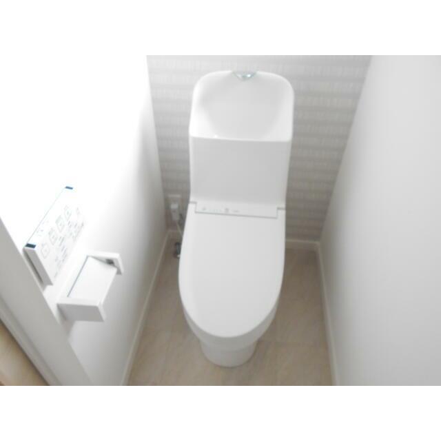 大分市 富士見が丘西2丁目中古住宅一戸建てトイレ