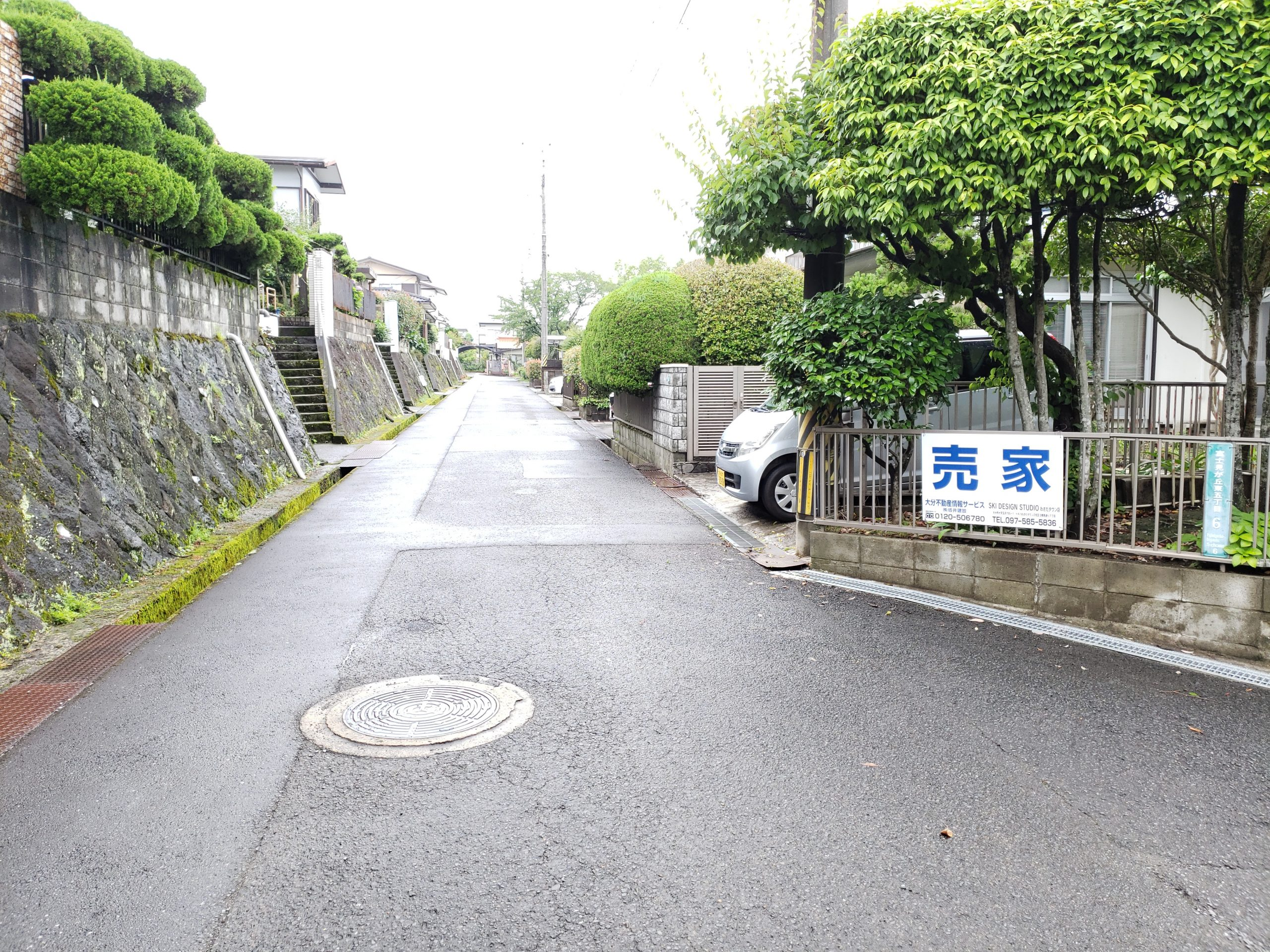 大分市富士見が丘 土地物件3【OSUMU】大分不動産情報サービス