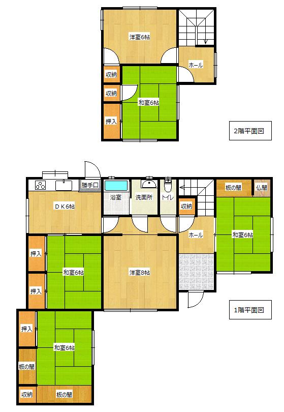 大分市富士見が丘 土地物件1【OSUMU】大分不動産情報サービス
