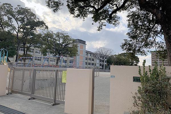 大分市乙津 中古マンション周辺環境 鶴崎小学校