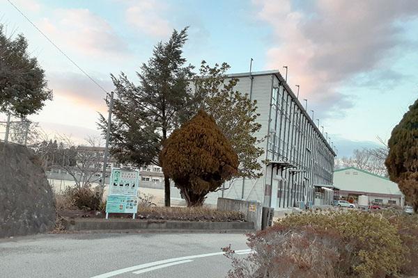 大分市富士見が丘東3丁目 新築建売住宅 周辺環境 横瀬小学校 校舎
