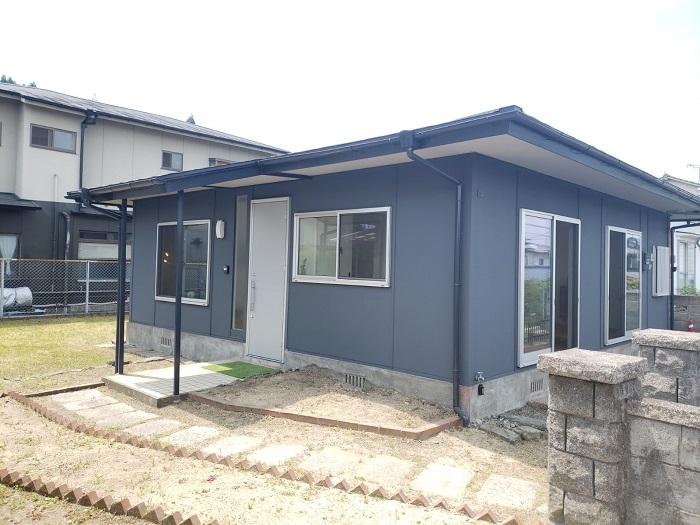 マンションのような戸建て 外観|大分不動産情報サービス