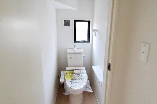 トイレ|大分市富士見ヶ丘東(豊後国分駅)新築建売住宅 4LDK