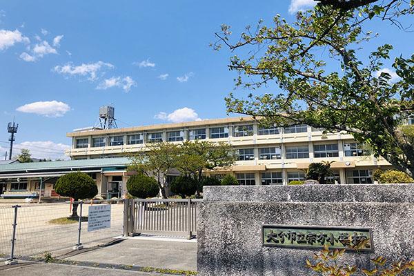 大分市上宗方 新築建売 周辺情報 大分市市立宗方小学校 校舎