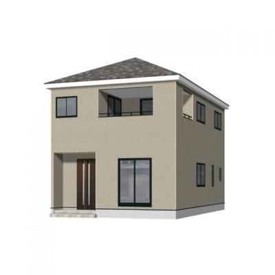 大分市花江川(大在駅)新築一戸建て建売住宅 2階建て4SLDK
