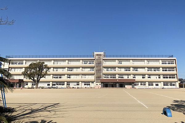 大分市政所2丁目 新築建売 周辺地域 大分市立大在小学校 校舎 大分不動産情報サービス
