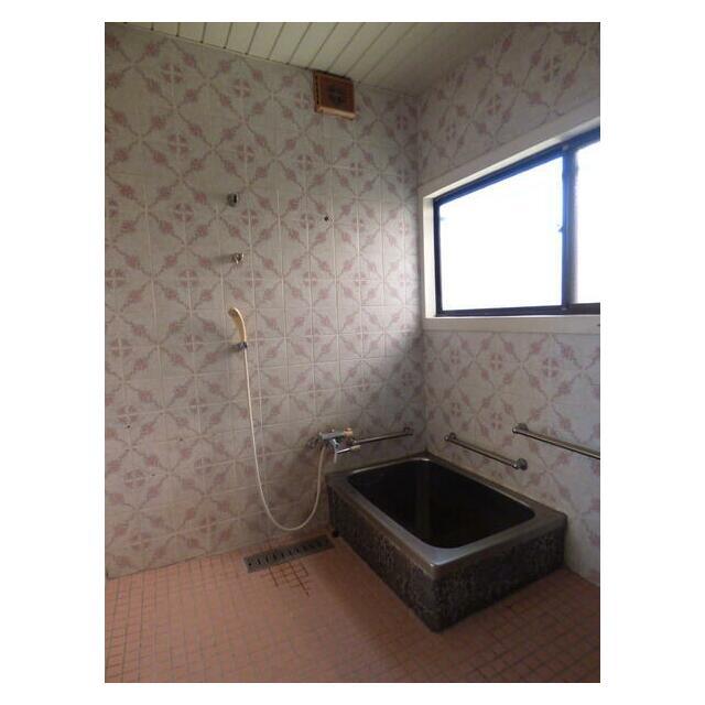 大分市曙台中古住宅 お風呂