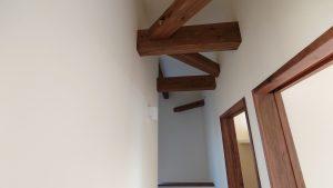 SAKAIの家 由布市狭間 高い天井