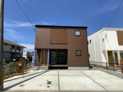 大分市田尻(田尻バス停)新築建売住宅A棟 2階建て 3SLDK
