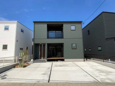 大分市田尻(田尻バス停)新築建売住宅C棟 2階建て 3SLDK