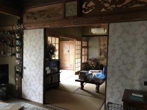 大分市竹の上 中古住宅 室内・和室