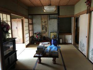 大分市竹の上 中古住宅 部屋(和室)