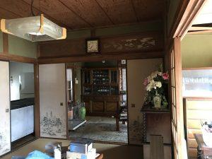 大分市竹の上 中古住宅 室内