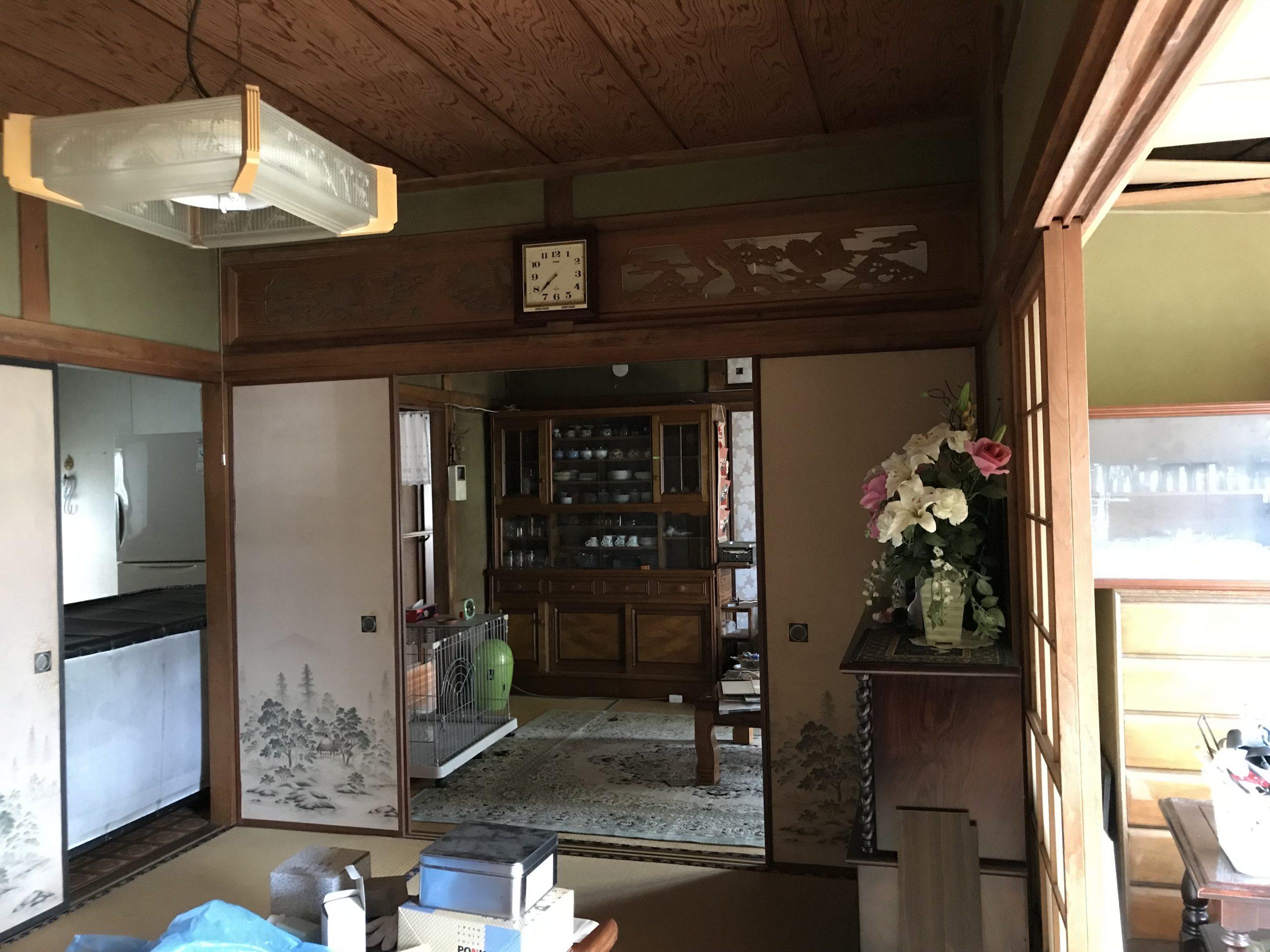大分市竹の上 中古住宅 室内 大分不動産情報サービス