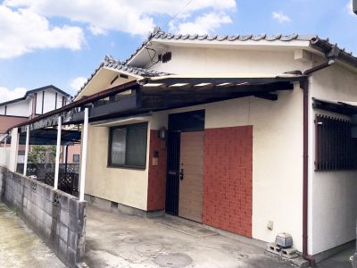 大分県大分市竹の上の中古住宅