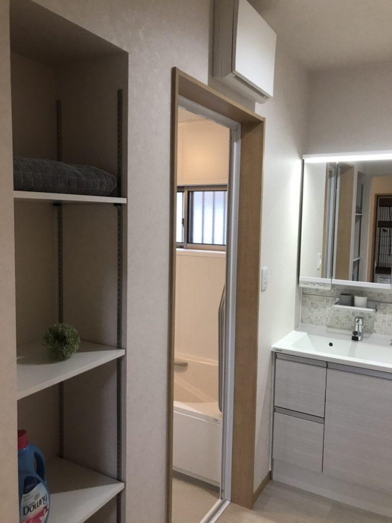 浴室・脱衣室|山口の耳寄り大分の不動産情報☆part4|大分不動産情報サービス
