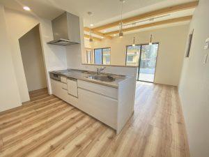 津守の建売のキッチンの写真