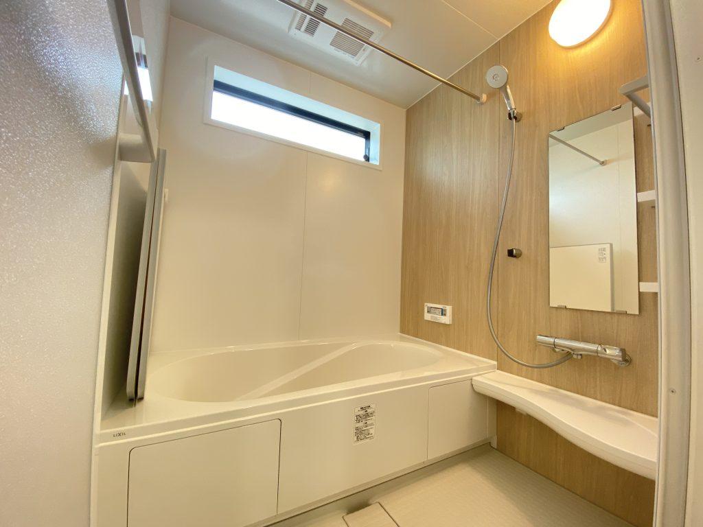 大分市津守(滝尾)にあるSAKAIの新築建売のお風呂