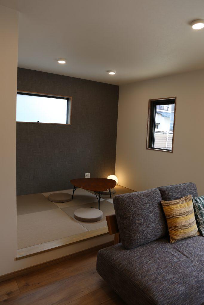 大分市緑が丘SAKAIの家新築建売 畳スペース