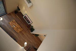 光吉のSAKAIの家の2階からの写真