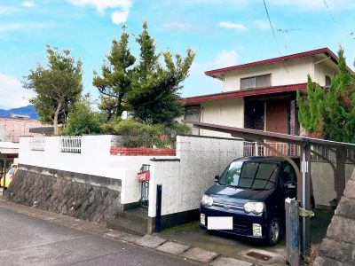 大分市田尻(敷戸駅・ふじが丘バス停)中古住宅 2階建て 5DK