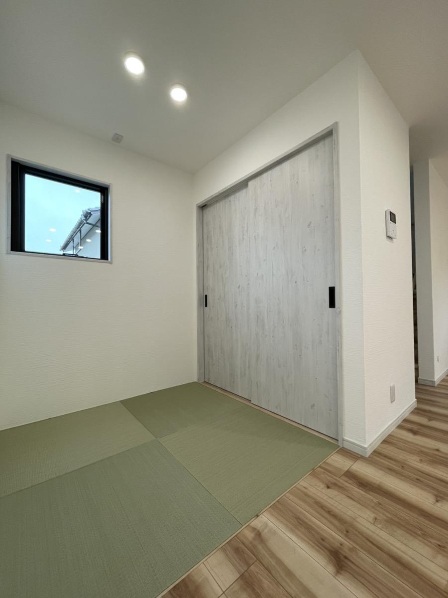 大分市上宗方新築建売住宅 LDKに畳コーナー
