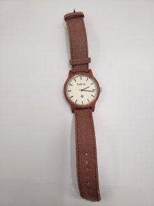 五十川が自分へのクリスマスプレゼントに購入した時計の写真