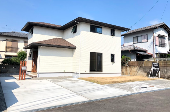 大分市緑が丘のSAKAIの家ご紹介!!
