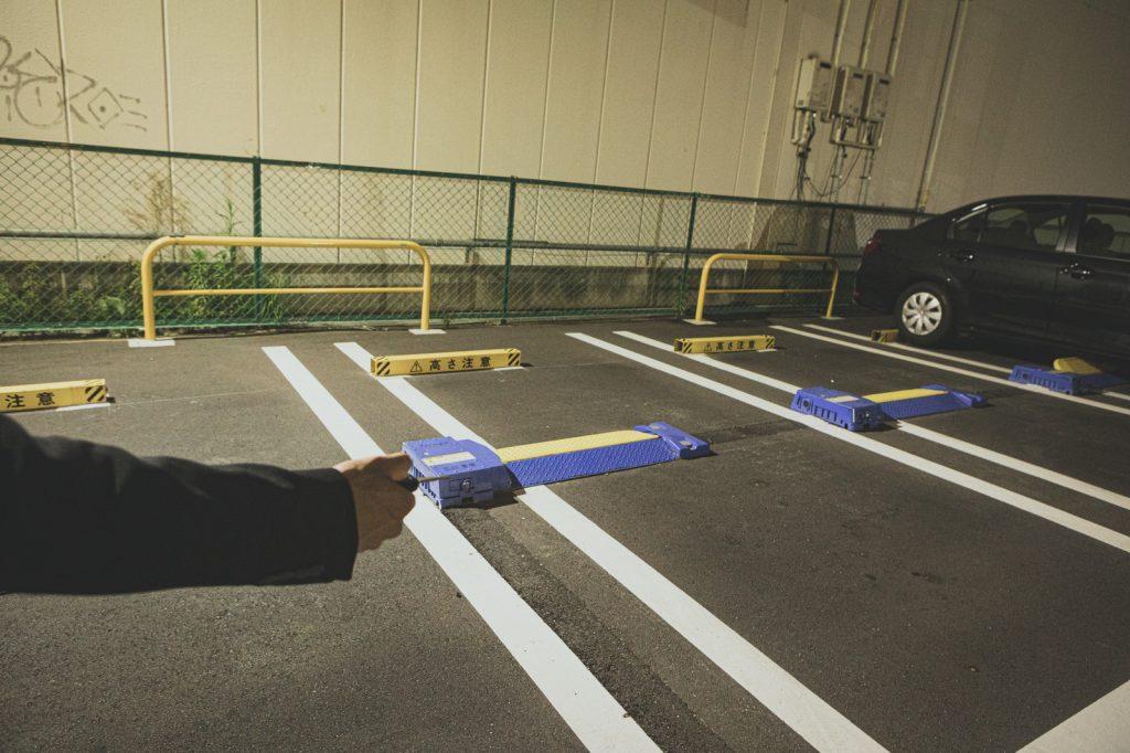 駐車場の問題