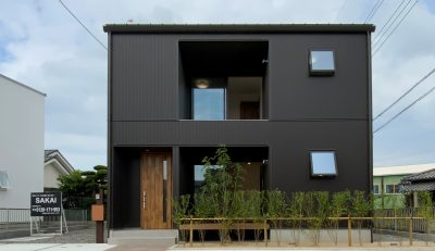 大分市中戸次(中判田駅)新築住宅 2階建て 3SLDKサラダホームの建売