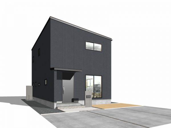 大分市羽田新築建売 外観イメージ3