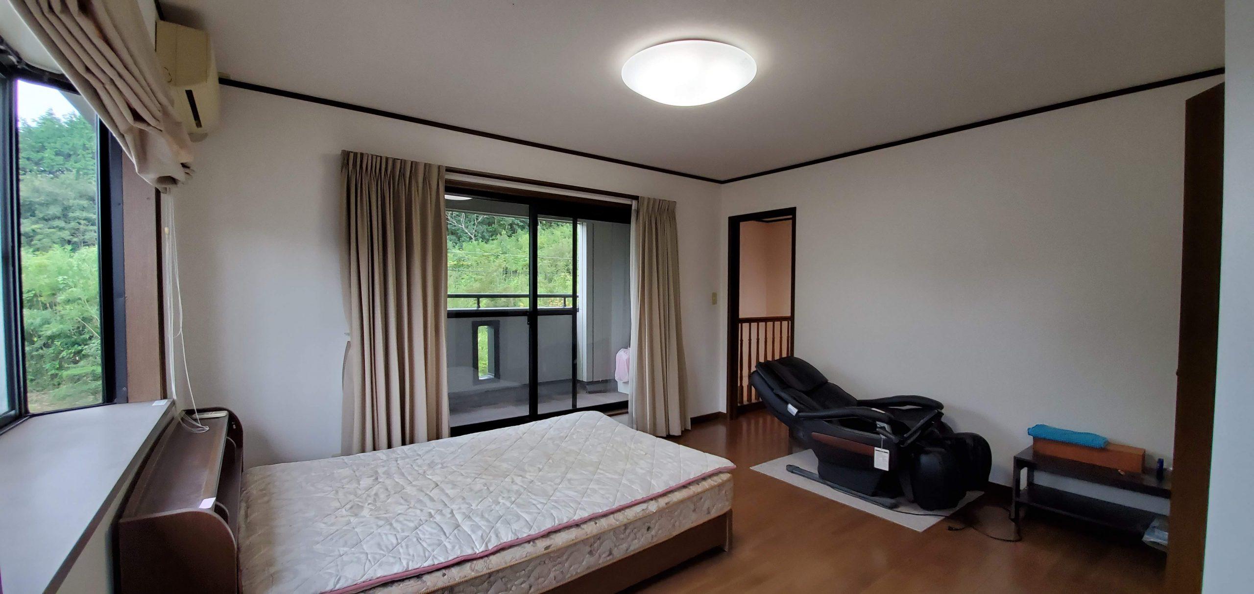 大分市上判田 中古住宅 寝室2