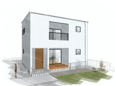 大分市上宗方(南大分駅)新築建売住宅 2階建て 3SLDK