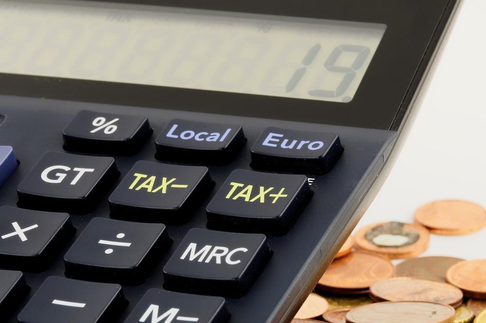 お金の差を電卓で計算