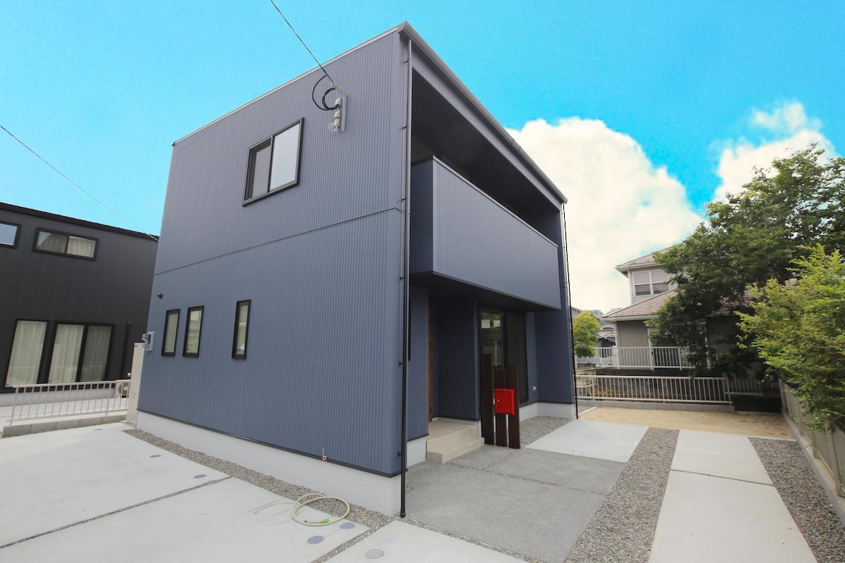 大分不動産情報サービスの物件情報|大分市中戸次新築戸建住宅 外観