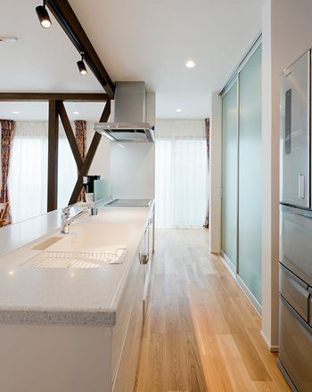 中古住宅リノベーションのお客様対談 3つのの和室を一つのLDKに|大分不動産情報サービス