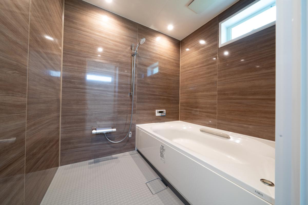 浴室|大分市下郡南(牧駅) 新築建売住宅 平屋建 3SLDK